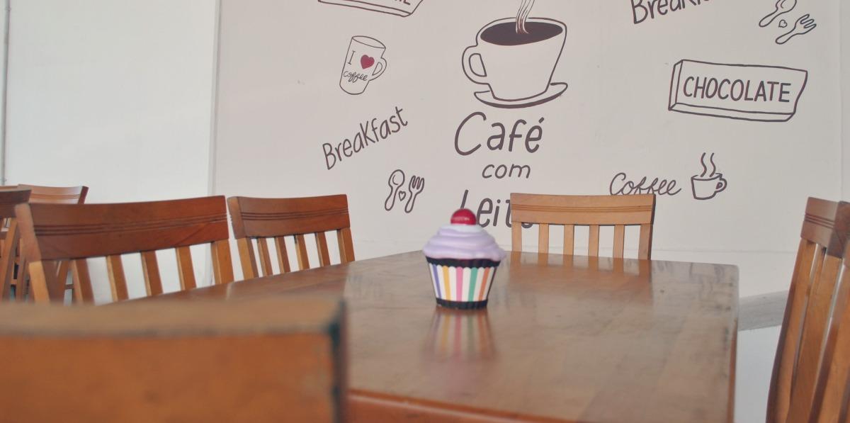 Já comi no Café com Leite