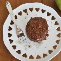Vem fazer bolo de caneca de chocolate