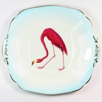 prato flamingo vintage cute