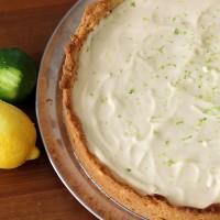 Vem fazer torta de limão especial